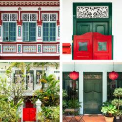 peranakan Shophouses singapore