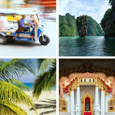Thailand Art Set