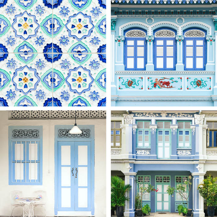 Blue Shophouses 5