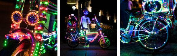 led bikes