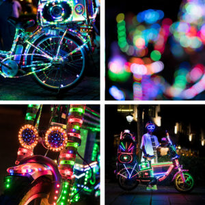LED bike uncles Singapore
