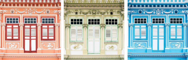 Shophouse Windows 002