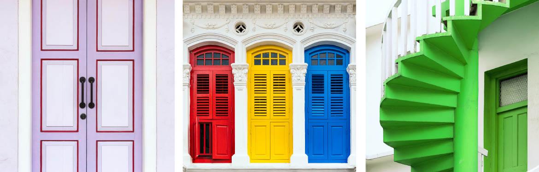Singapore Colour