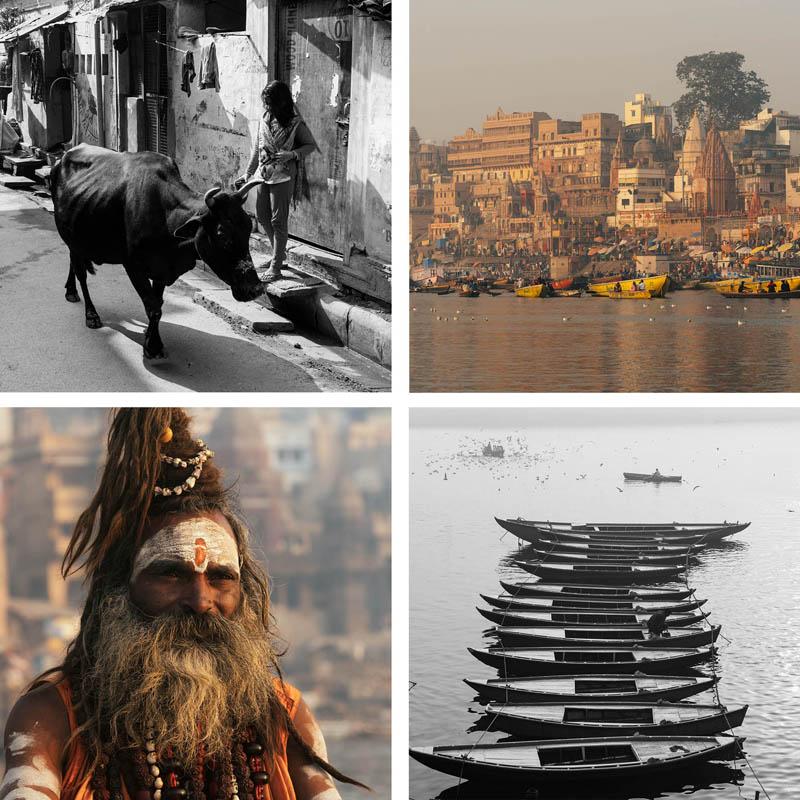 Varanasi photo set